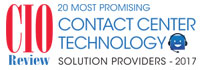 Top 20 Contact Center Technology Solution Companies - 2017