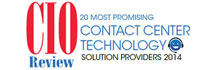 20 Most Promising Contact Center Technology Solution Providers - 2014