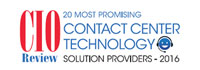Top 20 Contact Center Technology Solution Companies - 2016