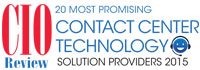 Top 20 Contact Center Solution Companies - 2015